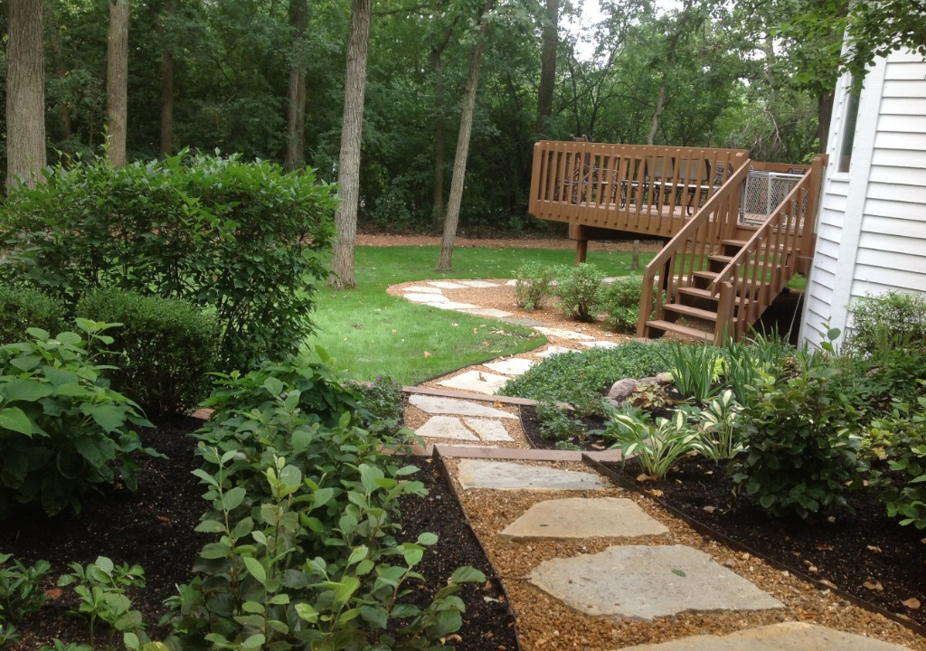 Natural Stone Pathways Kg Design